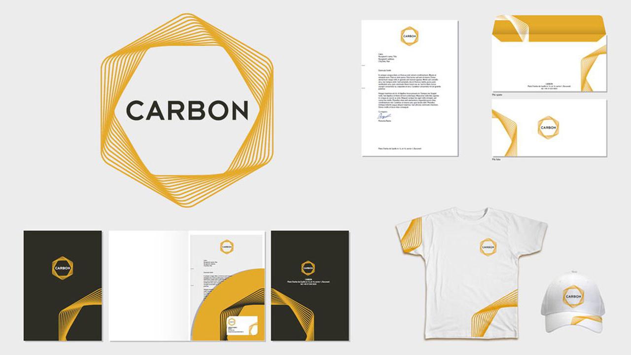 Carbon Incubator Branding