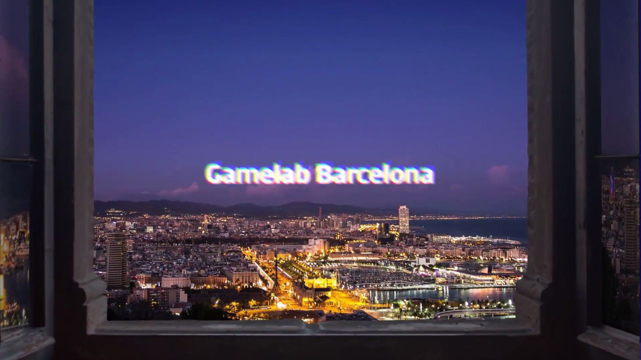 Gamelab Barcelona Conference 2017 Trailer