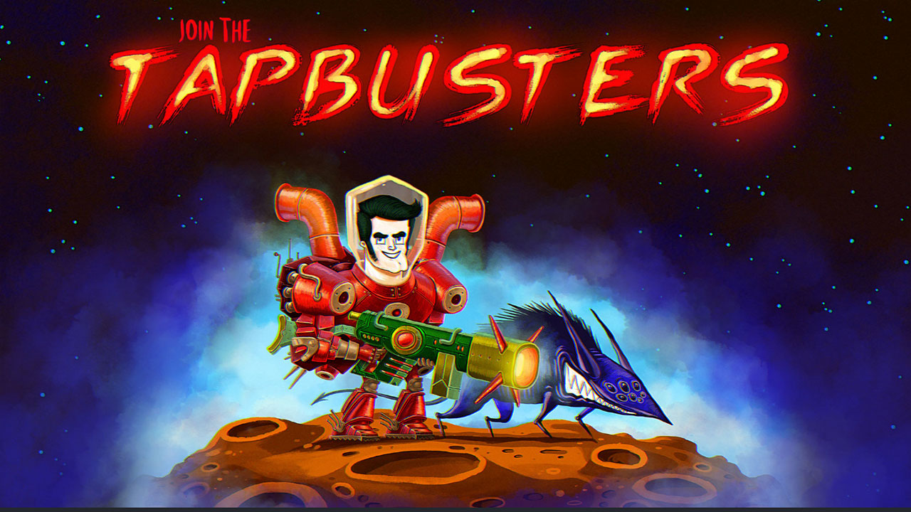 Tapbusters Website & Social Media