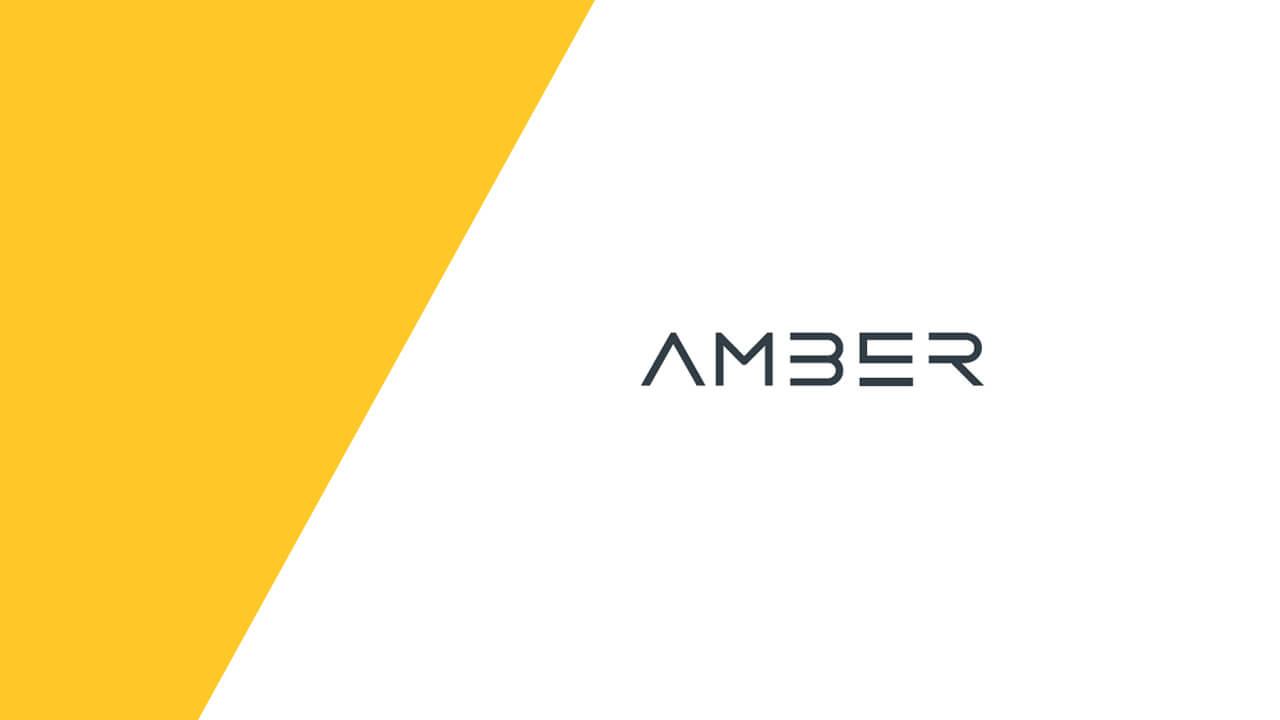 Rebirth of a future Tech Giant - Amber's Rebranding